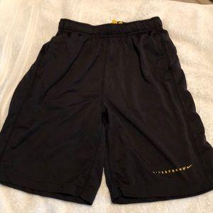 Nike Livestrong Black Shorts